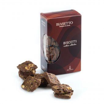 Pasticceria Biasetto - Croccantino al cacao e frutta secca