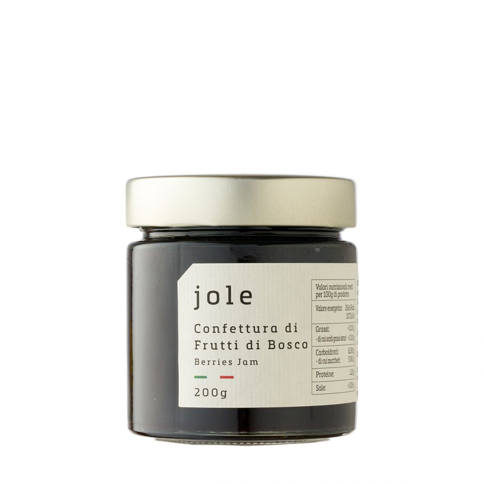 Jole - Forest fruit jam