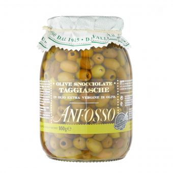 Anfosso - Taggiasca olives 950 g