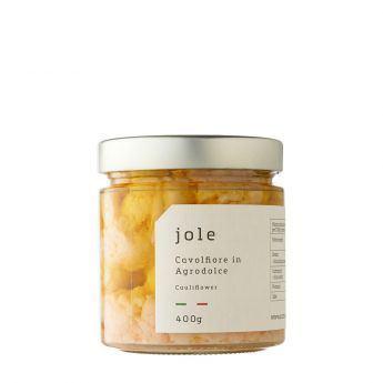 Jole - Sweet and sour cauliflower