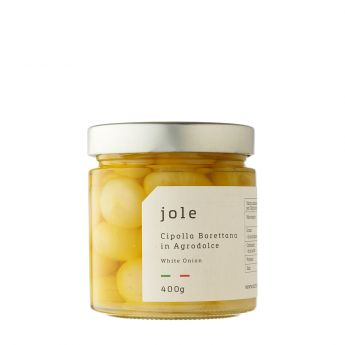 Jole - Sweet and sour Borettana onion