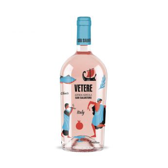 Vetere Limited Edition IGP Paestum Aglianico Rosato 2019